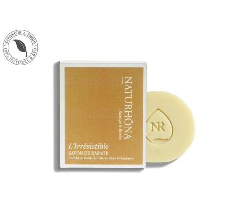 SAVON NATUREL L'IRRESISTIBLE